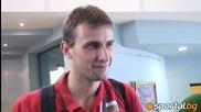 Виктор Йосифов: Бях притеснен,  но дадох най - доброто от себе си