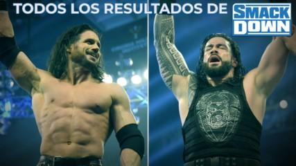 REVIVE SmackDown en 5 (MINUTOS): WWE Ahora, Jan 17, 2020