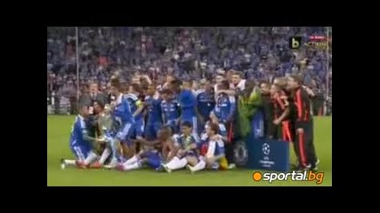 Челси 5:4 Байерн Мюнхен
