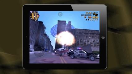 Grand Theft Auto 3 Ipad Trailer