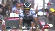 Alberto Contador Giro 2011