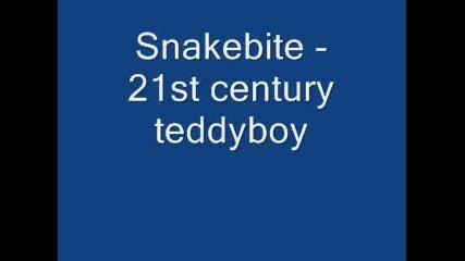 Snakebite - 21st century teddy boy
