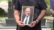 Serbia: Croatian-Serb leader Goran Hadzic buried in Novi Sad