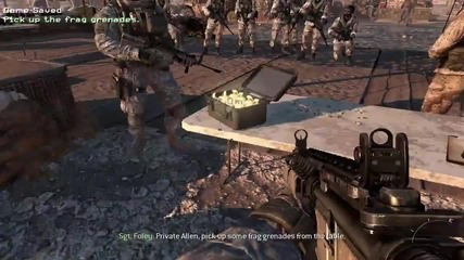 Call of Duty: Modern Warfare 2 Mission 1 - S.s.d.d.