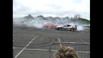 The best drifting I have ever seen