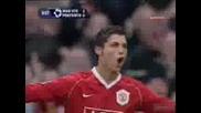 Cristiano Ronaldo Vs Portsmounth