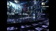 Rihanna Feat. Jay-Z - Umbrella (Live MTV Movie Awards 2007) (ВИСОКО КАЧЕСТВО)