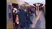 Вижте какво представлява метрото в Пекин
