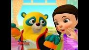 Специален агент Осо - Детски сериен анимационен филм Бг Аудио Епизод 11