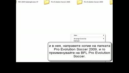 Bfl Pes 2009 how to install