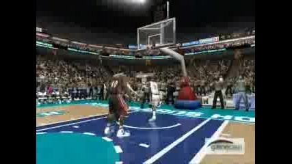 In My Nba Live 2005