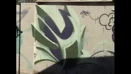 Backyard Graffiti 4
