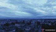Хирургическия блок в Търговище (дрон видео)