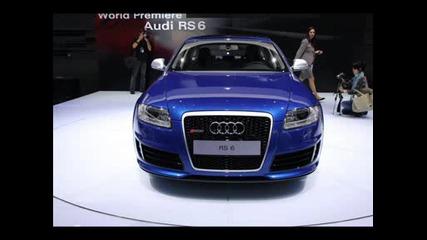 Audi V10 S8 2008