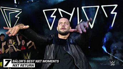 Finn Bálor's thrilling NXT moments: WWE Top 10, Sept. 20, 2020