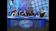 Есил Дюран Се Кара На Фънки Кюфтето ¤ Music Idol ¤
