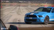Grudge Match Cadillac Cts - V Coupe vs Shelby Gt500 (1080p)