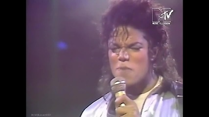 Michael Jackson - I Want You Back / The Love You Save ( Live Bad Tour, London 1988) Hd