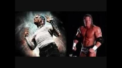 Triple H And Jeff Hardy-music