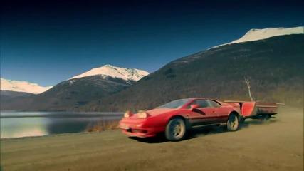 Top Gear Patagonia Special (part 4) Bg Sub