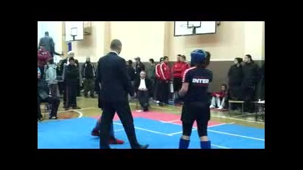 Доп Плевен 2012 - Албена Малчева киклайт финал рунд 3