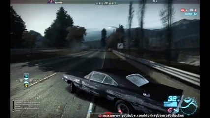 (hd) Need For Speed World Online Beta Police Chase Gameplay