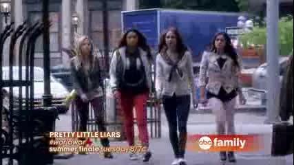 Промо - Pretty Little Liars Season 4 Episode 12