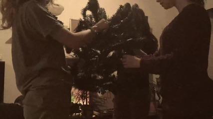 """ Aquatoria Christmas Tree "" - happy moments with friends"