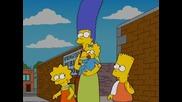 Семейство Симпсънс Сезон 18 Епизод 19