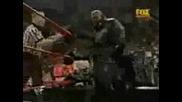 Raw Is War - Chris Jericho Vs Viscera
