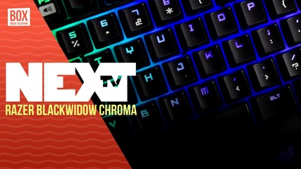 NEXTTV 016: Unboxing: Razer Blackwidow Chroma