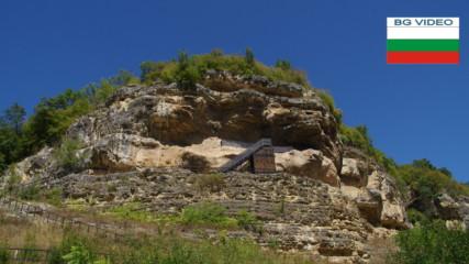Скалният манастир край Крепча - съвременник на цар Симеон