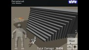 Stair Dismount - Cool Fal