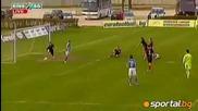 Lokomotiv Mezdra - Sportist Svoge 2-1 Stoicho Mladenov (svoge) scored