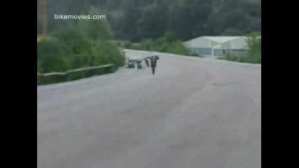 Supermoto Stunt