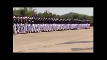 Тайландски военен парад