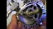 Мини ванкелов двигател