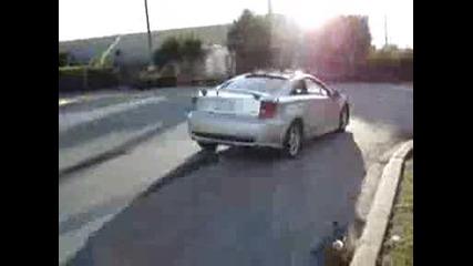 Пергели С Toyota Celica