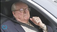 Jean-Marie Le Pen Suspended From National Front