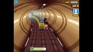 Subway Surfers - 358 000 точки