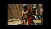 Meet the spartans - The battle