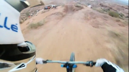 Gopro - Red Bull Rampage 2012