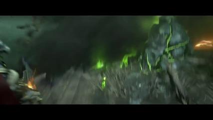 World of Warcraft: Legion - Cinematic Trailer (превод)