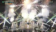 209.0701-7 Sistar - I Like That, Music Bank E843 (010716)