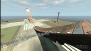Gta 4 Brazilian Stunts 6 - Looping and Megaramp
