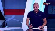 Спасяване на Антонис Стериакис от Славия срещу Левски