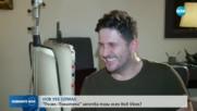 Нов екшън уеб сериал с Асен Блатечки стартира през есента във Vbox7.com