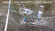 Гравитационно Поплавъчна Хидроенергийна Система На Свободно Речно Течение1