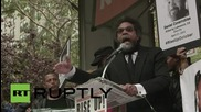 USA: Cornel West slams white supremacy at Rise Up October rally in NYC