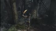 Tomb Raider 2013 - геймплей - епизод 4